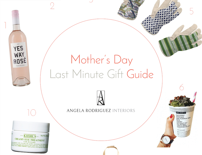 Mother's Day (Last Minute) Gift Guide
