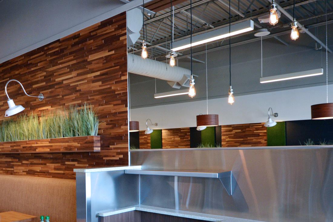 Restaurant design by Angela Rodriguez Interiors in Sarasota Florida